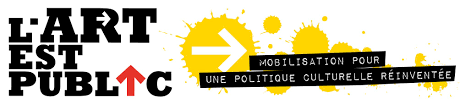 LArtEstPublic mobilisation